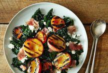 Healthy Living / Eat Healthy - Feel Full.