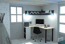 Projet Architecture et Décoration intérieure Artago