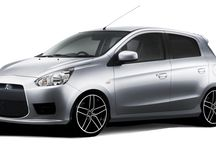 Mitsubishi Mirage / The Wonderful City, Sub-Compact