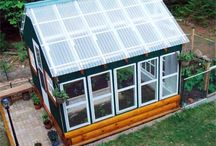 greenhouse/ garden