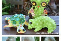 crafts w kids
