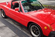 Porsche 914 restoration / The is our latest project a 1972 porsche 914 just like the one I had in high school