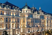 Hotels in Budapest / The best Hotels in Budapest