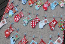 Christmas / by Pretty Bobbins Quilting