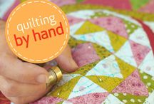 QUILTING-by hand