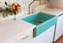 Love these sinks! / Best types of sinks for kitchens, bathrooms, laundry rooms, etc.