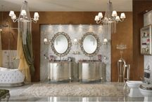 Dream Home Bathrooms / by Amy Stevens