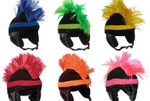 Helmet Covers / The most awesome ski, snowboard, bike & motorcycle helmet covers you've ever seen!