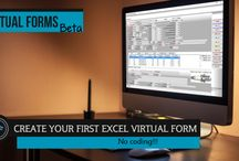Excel - Virtual Forms - News / Everything about MS Excel and Virtual Forms