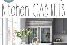 kitchen cabinets renovation makeover