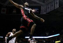 Lebron James - Miami Heat / by Chris Schell