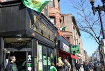 St. Patrick's Day in Boston