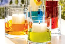Decorating Ideas With Clear Vases
