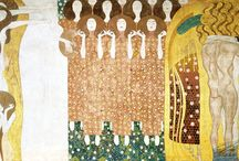 Gustav Klimt: Beethovenfries