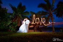 Erica & Adam / Erican & Adam | Secret Island at Kuoloa Ranch | Oahu, HI | Rachel Robertson Photography | rachelrobertson.com