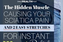 Sciatica pain exercise