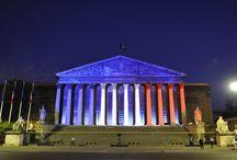 Assemblée Nationale / Préparation au voyage à Paris