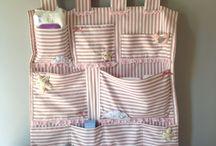 porta oggetti e pannolini neonato