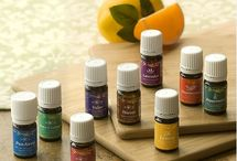 Essential oils / by Melissa Tyra