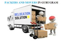 Packers and Movers in Gurugram