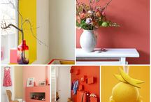 Color trends / Build a home: colors play a very important role!
