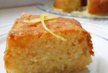 bolo de limão  ciciliano