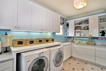 Laundry Rooms / by Jennifer Clarke