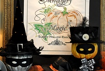 Halloween / by Morgan Ellington Kem