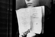 Alphaville / Alphaville (1965) by Jean-Luc Godard, with Eddie Constantine, Anna Karina.  / by Cinephilia.gr (Σινεφίλια)