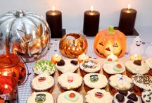 Halloween Treats / Halloween treats baked by our followers using Cake Angels decorations.