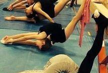 rythmic gymnastics / rythmic gymnastics