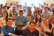 GE2 - Grupo Experimental (Curso do CREDO) / O GE2 é o segundo grupo experimental (Grupo de formação básica da Escola Bento XVI e ao mesmo tempo experiência vocacional para o Instituto Porta Fidei). Este grupo teve início em 12/09/2015.