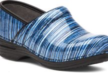 Spring '16 XP Collection / The XP collection delivers the same down-curve and rocker movement of legendary Dansko® Stapled Collection with eXtra Performance features. This collection has a slip resistant rubber outsole and a patent-pending raised tread pattern suitable for both lifestyle and work environments. A removable, dual-density PU/memory foam footbed delivers optimal cushioning and support, while a rimless interior accommodates most orthotics. XP shoes help reduce fatigue during periods of extended wear.