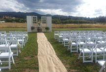 Oasis Country Meadows / The Country Meadows is our newest location and the ceremonies there have been just as spectacular as the view. See for yourself!