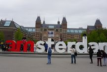 Netherlands Travel / City guide, day-trips from Amsterdam, King's Day, travel costs and more!