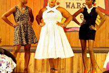 2nd Annual Fashion Event: Flashback Fashion Show 2016