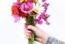 Flores bouquets