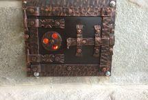 Kovářství / Ručně kované výrobky