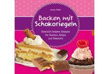 Backen mit Schokoriegeln / Backen mit Schokoriegeln: Unerhört leckere Rezepte für Kuchen, Kekse und Desserts.  (Vorschau auf das Buch) http://foto-und-kochbuch.artcuisine.eu/vorschau-auf-mein-neues-backbuch/