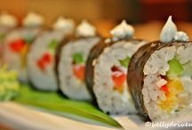 My clicks Around the world with 8 distinctive sushi dishes | Travelling Sushi Festival | Shizusan, Pune | Bellydriven