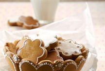 Mézeskalács / Gingerbread / Mézeskalács: receptek, figurák, trükkök, videók // Gingerbread: recipes, shapes, tricks, videos
