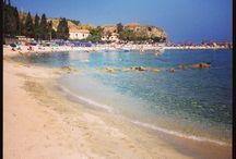 Summer 2013 / Spiaggia S.Irene