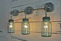 Mason jar magic / by Rachel Wozney