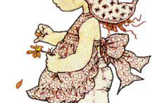 Muñecas Sara