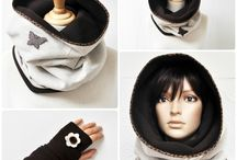 Couture snood