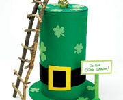 St. Patrick's Day Food and Crafts / Food for St. Patrick's Day, St. Patty's Day crafts, St. Patricks Day crafts