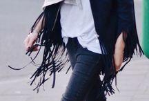 Объёмные шарфы