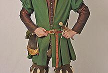 Garb - Tudor boys