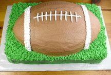 Max's 6th birthday cakes