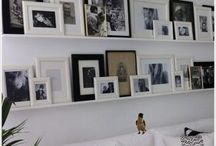 how to hang pic without nails